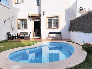 Nice home in Montejaque w/ Outdoor swimming pool, WiFi and 3 Bedrooms