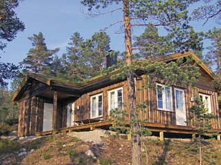 Stunning home in Dølemo w/ Sauna, WiFi and 4 Bedrooms