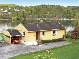 Amazing home in Langangen w/ 2 Bedrooms (N36691)