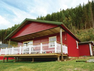 Awesome home in Vrådal w/ 2 Bedrooms