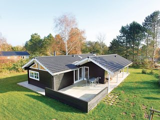 Beautiful home in Kalundborg w/ WiFi and 3 Bedrooms