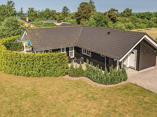Amazing home in Slagelse w/ Sauna, WiFi and 4 Bedrooms