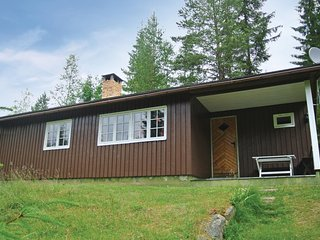 Awesome home in Hurdal w/ 2 Bedrooms