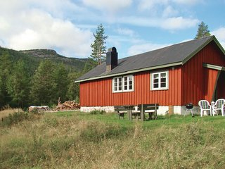Nice home in Nissedal w/ 2 Bedrooms