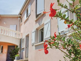 Awesome home in Bastia/ Pietrabugno w/ WiFi and 1 Bedrooms