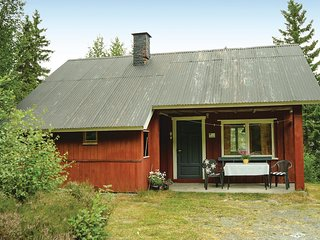 Awesome home in Morgedal w/ 2 Bedrooms