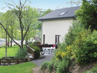 Amazing home in Burg-Reuland w/ Sauna, WiFi and 3 Bedrooms (BLU066)