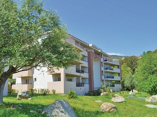 Nice home in Bastia w/ WiFi and 1 Bedrooms (FKO256)