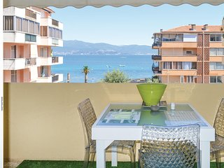 Stunning home in Ajaccio w/ WiFi and 1 Bedrooms (FKO255)