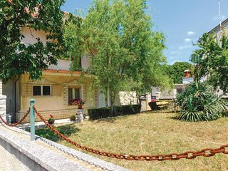 Nice home in Marcana w/ WiFi and 2 Bedrooms
