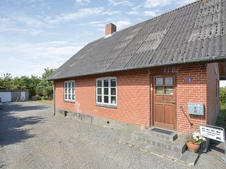Nice home in Roslev w/ WiFi and 4 Bedrooms (B51008)