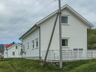 Nice home in Kleppstad w/ WiFi and 2 Bedrooms