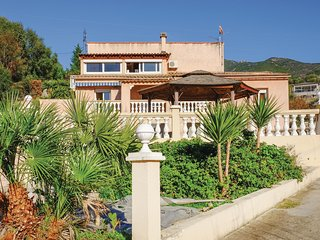 Stunning home in Bastelicaccia w/ WiFi and 2 Bedrooms (FKO301)