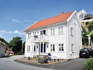 Beautiful home in Korshamn w/ WiFi and 2 Bedrooms