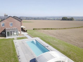 Stunning home in Durbuy w/ Sauna, WiFi and Outdoor swimming pool
