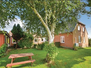 Stunning home in Nykøbing M w/ WiFi and 1 Bedrooms