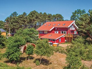 Stunning home in Ebeltoft w/ Sauna, WiFi and 8 Bedrooms
