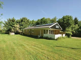 Stunning home in Øster Assels w/ WiFi and 3 Bedrooms (B51079)