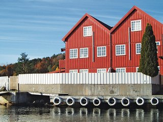 Stunning home in Tvedestrand w/ WiFi and 1 Bedrooms