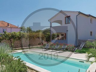 Amazing home in Kraj w/ WiFi, Outdoor swimming pool and 5 Bedrooms