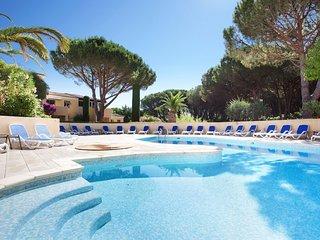 Studio de style provençal, avec accès piscine | A 400m de la mer