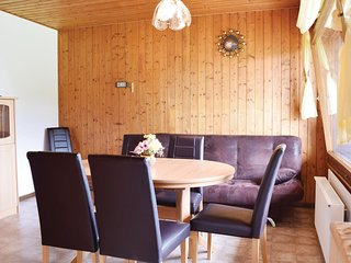 Beautiful home in Riegenroth w/ WiFi and 2 Bedrooms