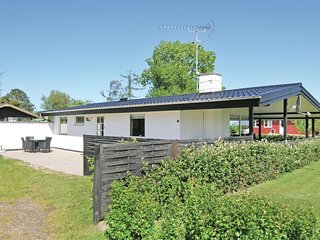Nice home in Rudkøbing w/ WiFi and 3 Bedrooms
