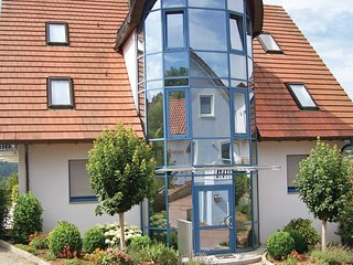 Beautiful home in Wertheim-Reicholzheim w/ WiFi and 1 Bedrooms