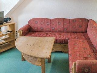 Nice home in Pruchten w/ 2 Bedrooms (DMK018)