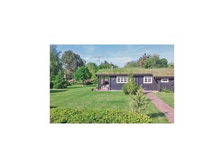 Nice home in Vejby w/ WiFi and 3 Bedrooms