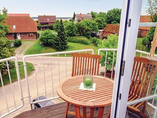 Nice home in Insel Poel/Gollwitz w/ 2 Bedrooms (DMK124)