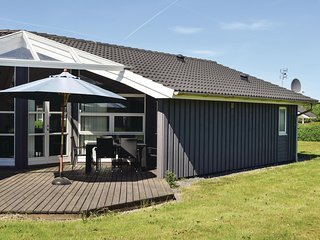 Awesome home in Rudkøbing w/ Sauna, WiFi and 3 Bedrooms (E1099)