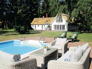 Beautiful home in Frederiksvaerk w/ WiFi, 2 Bedrooms and Outdoor swimming pool