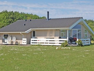 Beautiful home in Rudkøbing w/ Sauna, 3 Bedrooms and WiFi