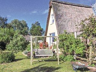 Beautiful home in Hohen Wieschendorf w/ 1 Bedrooms