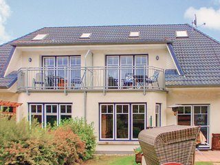 Nice home in Graal-Muritz w/ 1 Bedrooms