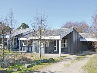 Awesome home in Fanø w/ Sauna, WiFi and 3 Bedrooms
