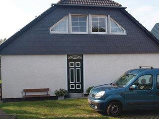 Nice home in Wusterhusen w/ WiFi and 1 Bedrooms