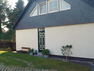 Nice home in Wusterhusen w/ WiFi and 1 Bedrooms (DMK352)