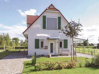 Awesome home in Insel Poel/Kirchdorf w/ 2 Bedrooms (DMK429)