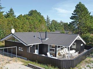 Beautiful home in Skagen w/ Sauna, WiFi and 4 Bedrooms
