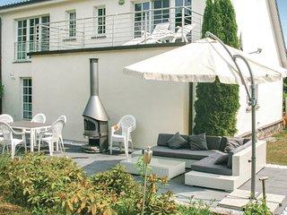 Beautiful home in BeckerwitzHohenkirchen w/ Jacuzzi, Sauna and 3 Bedrooms (DMK51