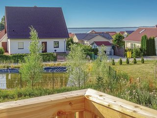 Stunning home in Boiensdorf w/ Sauna, 2 Bedrooms and WiFi