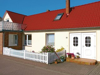 Amazing home in Elmenhorst-Lichtenhag. w/ 1 Bedrooms