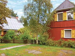 Nice home in Prerow w/ WiFi and 3 Bedrooms (DMK580)