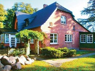 Nice home in Prerow w/ 2 Bedrooms (DMK590)