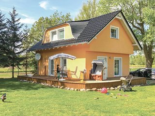 Amazing home in Poel OT Weitendorf w/ 2 Bedrooms (DMK520)