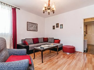 Awesome home in Zadar with WiFi and 2 Bedrooms (CDA371)