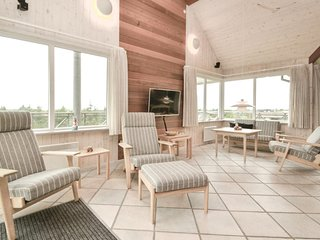 Beautiful home in Fanø w/ Sauna, WiFi and 3 Bedrooms (M21378)