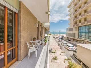Stunning home in Cattolica w/ WiFi and 2 Bedrooms